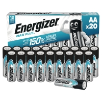 Energizer ECO Advanced alkaaliparisto AA/LR6, 1kpl=20 paristoa