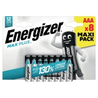 Energizer ECO Advanced alkaliparisto AAA/LR3, 1kpl=8 paristoa