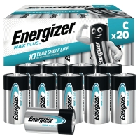 Energizer Advanced alkaliparisto C/LR14, 1kpl=20 paristoa