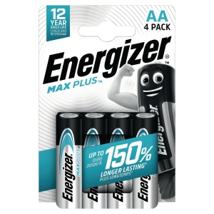 Energizer ECO Advanced alkaliparisto AA/LR6, 1kpl=4 paristoa