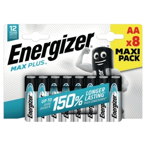 Energizer ECO Advanced alkaaliparisto AA/LR6, 1kpl=8 paristoa