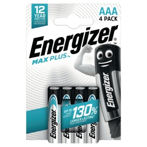Energizer ECO Advanced alkaliparisto AAA/LR3, 1kpl=4 paristoa