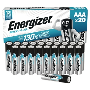 Energizer ECO Advanced alkaliparisto AAA/LR3, 1kpl=20 paristoa