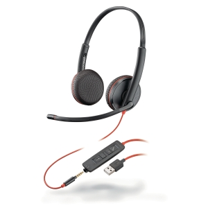 Plantronics Blackwire C3225 USB-A sankaluurit stereo