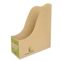bantex eco paper magazine holder pack of 5 cep ice magazine rack
